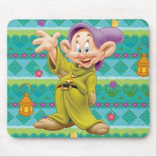 Snow White's Dopey Mouse Pad