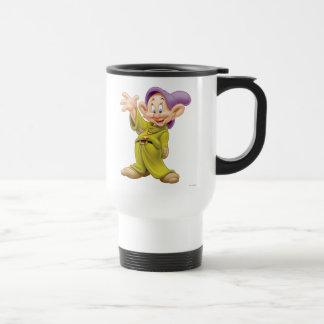 Snow White's Dopey 15 Oz Stainless Steel Travel Mug