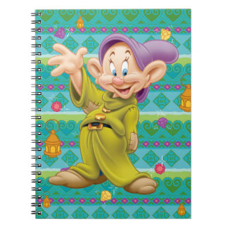 Snow White's Dopey Notebooks