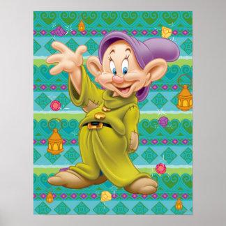 Snow White's Dopey Poster
