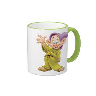 Snow White's Dopey Ringer Coffee Mug