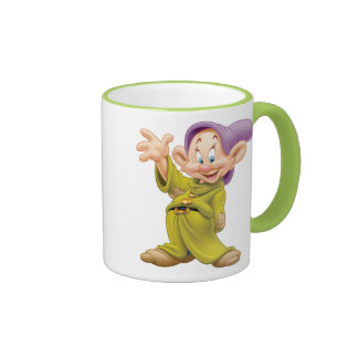 Snow White's Dopey Ringer Mug