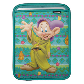 Snow White's Dopey Sleeve For iPads