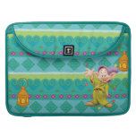 Snow White's Dopey Sleeves For MacBook Pro