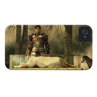 Snow White's Glass Coffin Case-Mate iPhone 4 Case