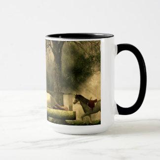 Snow White's Glass Coffin Mug