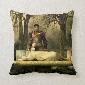 Snow White's Glass Coffin Pillows