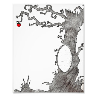 Snow White's Magic Tree Photo Print