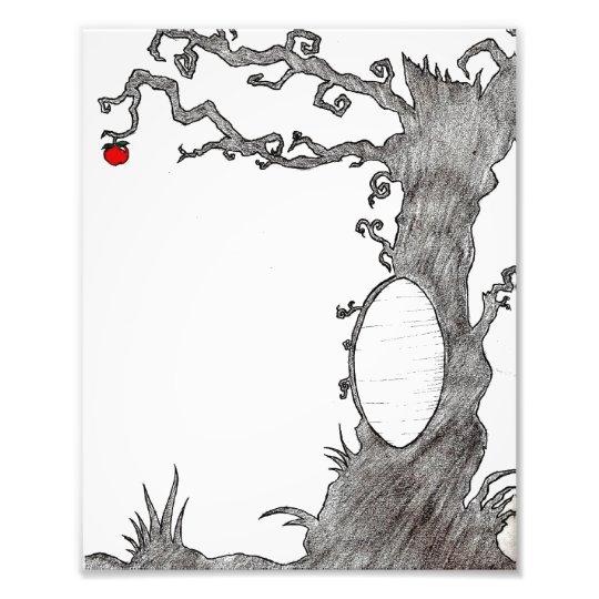 Snow White's Magic Tree Photo Print