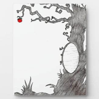 Snow White's Magic Tree Plaque