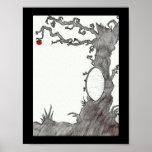 Snow White's Magic Tree Posters