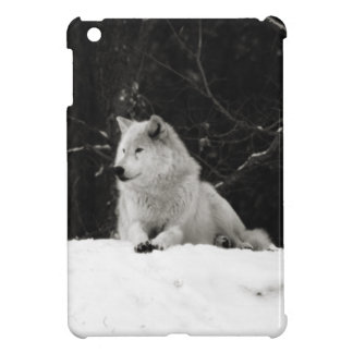 Snow Wolf Case For The iPad Mini