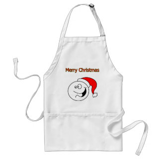 snowball adult apron