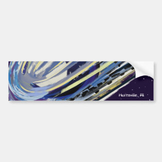 Snowball Comet Bumper Stickers