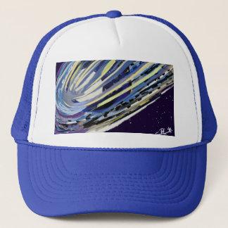 Snowball Comet Trucker Hat