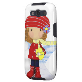 Snowball Diva Galaxy SIII Cases