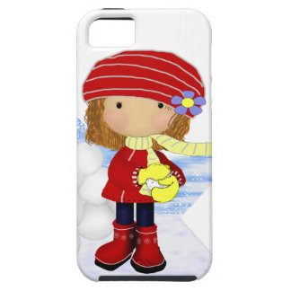 Snowball Diva iPhone SE/5/5s Case