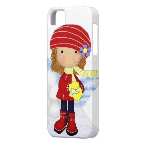 Snowball Diva iPhone SE/5/5s Case