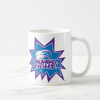 Snowball Fight! Coffee Mug