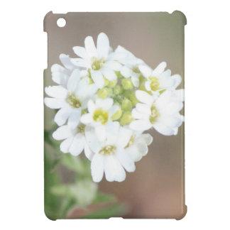 Snowball Saxifrage iPad Mini Case