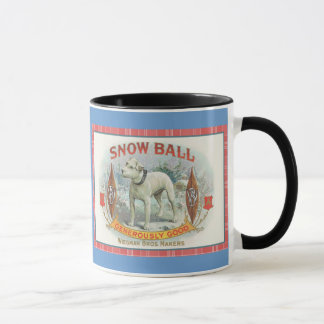 Snowball the Dog Mug