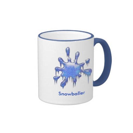 Snowballer mug mySplat.com