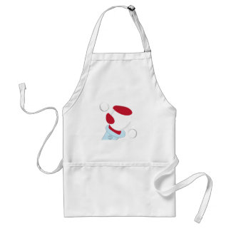 Snowballs Adult Apron
