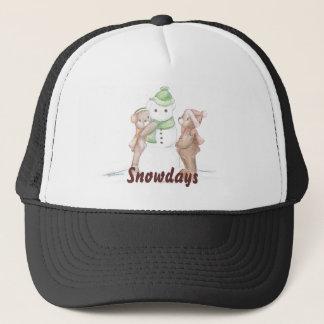 Snowbear Trucker Hat