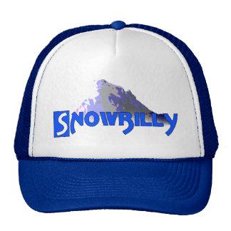 Snowbilly Trucker Hats