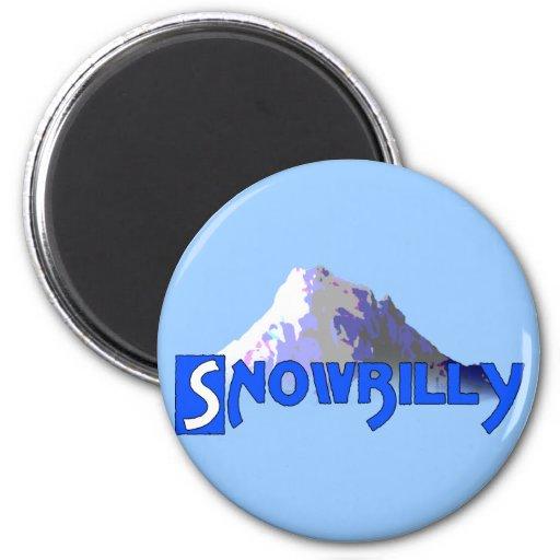Snowbilly Imán