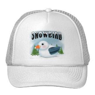 Snowbird 1 mesh hats