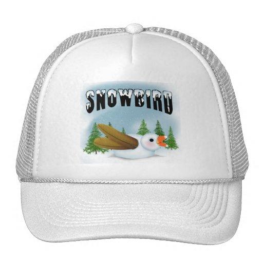 Snowbird 2 gorras