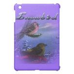Snowbird blue case for the iPad mini