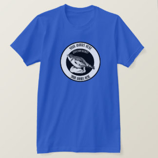 Snowbird Custom Shirt
