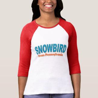 Snowbird de Pennsylvania Polera