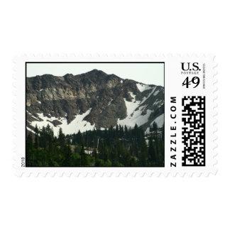 Snowbird Mountain Postage