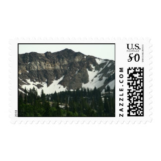 Snowbird Mountain Postage