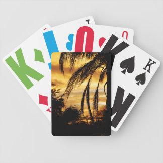Snowbird playing cards