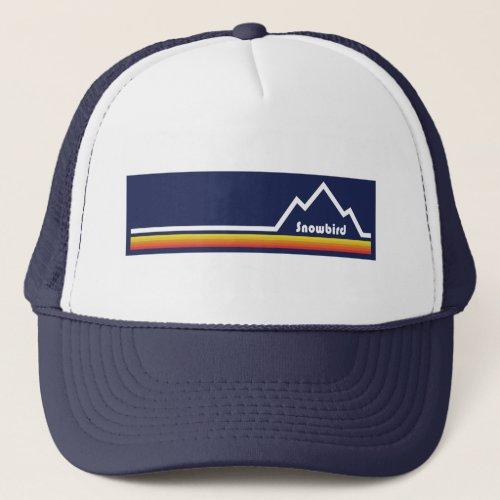 Snowbird Utah Trucker Hat