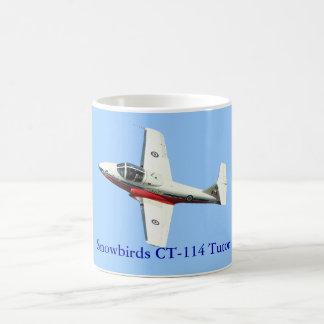 Snowbirds CT-114 Tutor Mug