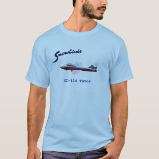 Snowbirds CT-114 Tutor Shirt