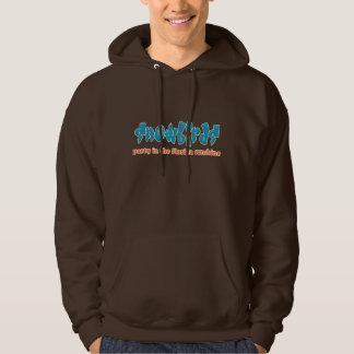 Snowbirds party in the Florida sunshine Hooded Sweatshirt