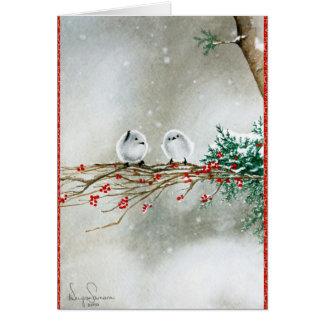 Snowbirds por el Samara de Devyn Tarjetón