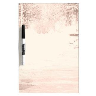snowblinde pizarra