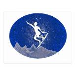 snowboard1basic postales