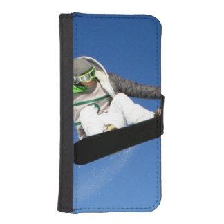 snowboard-1 carteras para teléfono