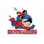 Snowboard 2 postal