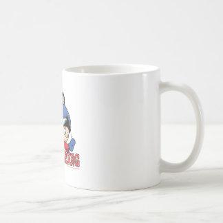 Snowboard 2 tazas de café