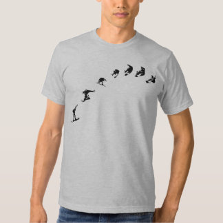 Snowboard 360 t-shirt