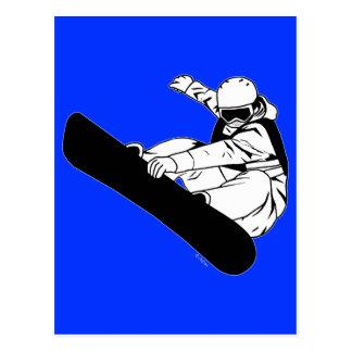 Snowboard 3 postales